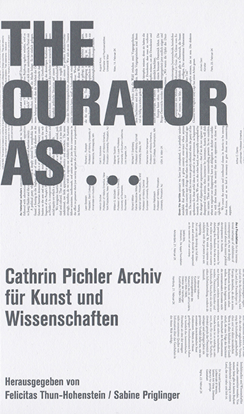 The Curator As ...